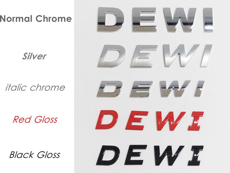 Letter Dewi